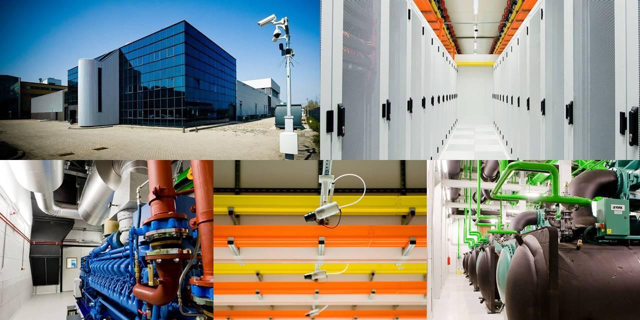 Premium datacenter van Digital Realty