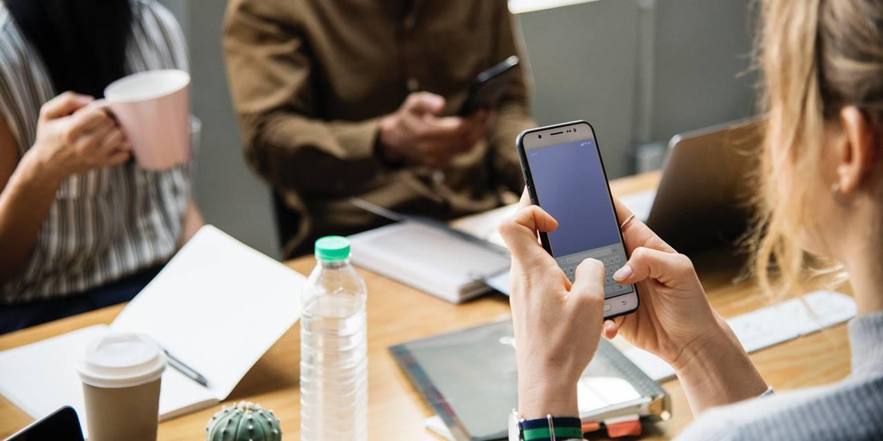 Zo werk je veilig met jouw smartphone