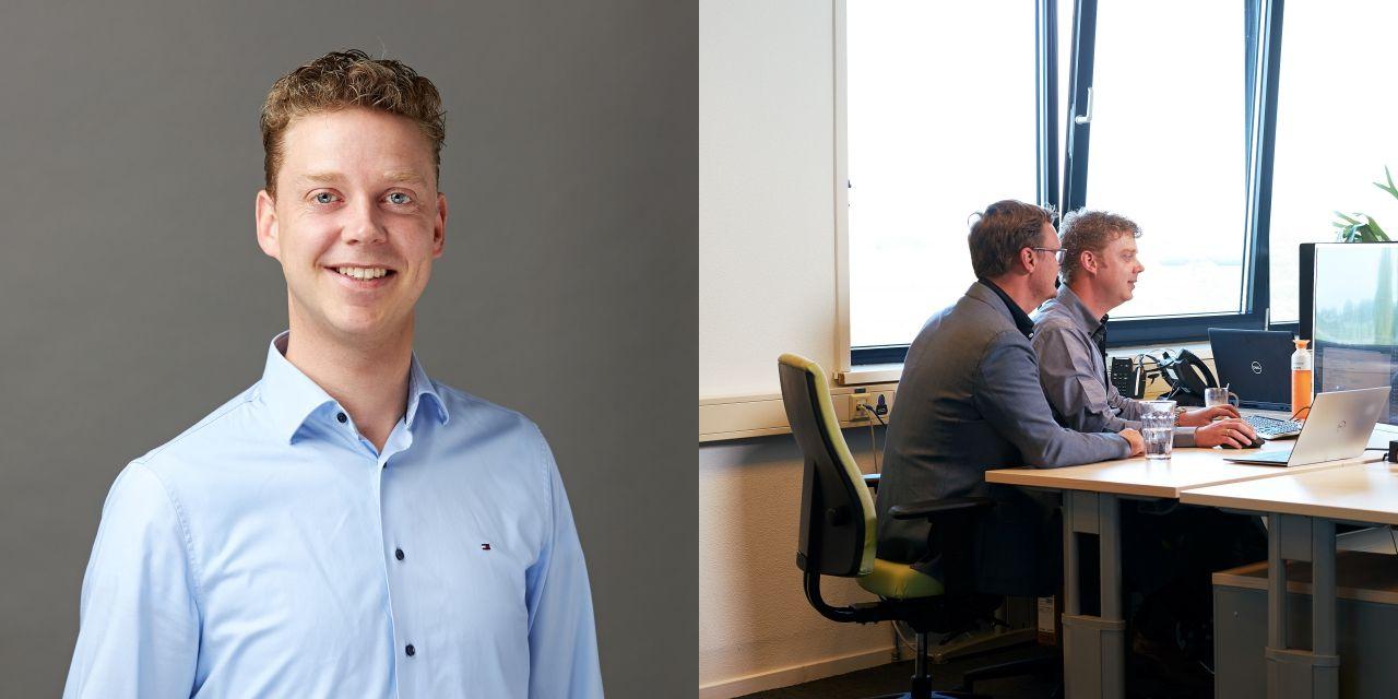 Martijn Furster vertelt over zijn functie als IT Business Consultant bij SEVENP
