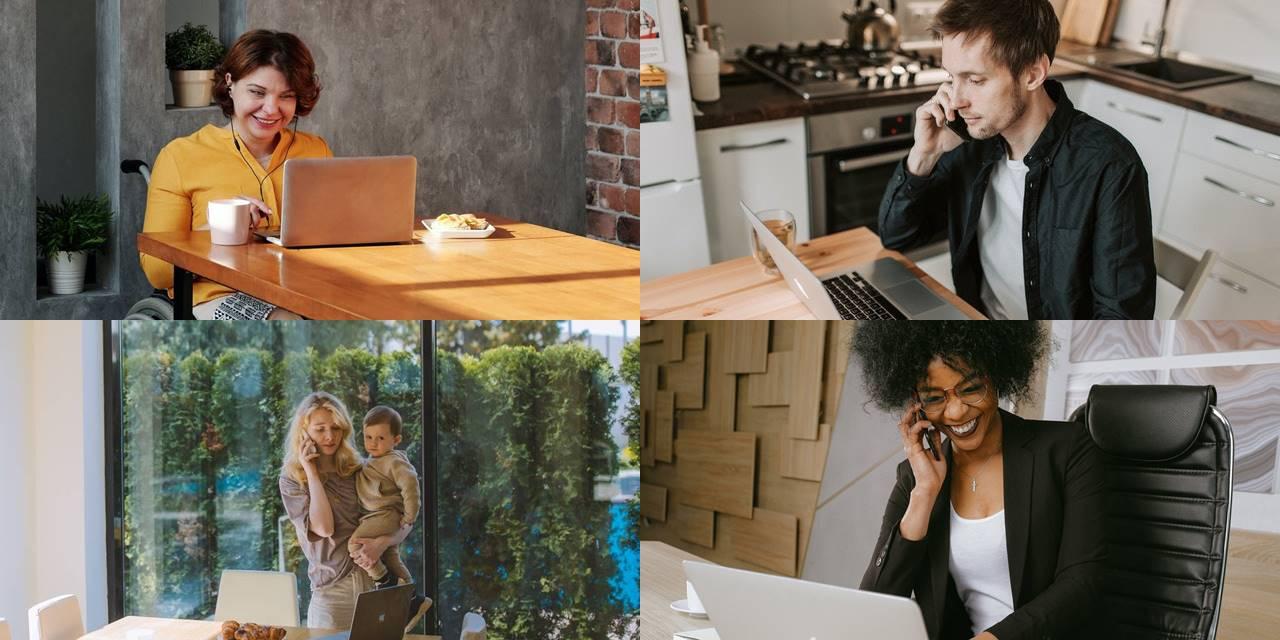 Zo zorg je ervoor dat je overal kunt bellen met jouw vaste kantoornummer