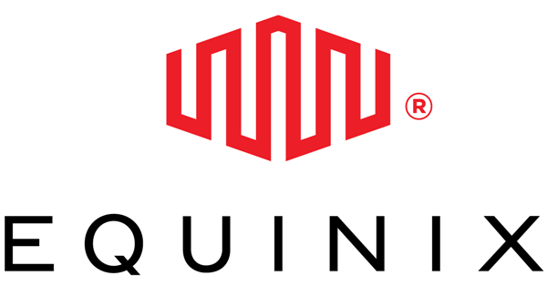 Logo van Equinix