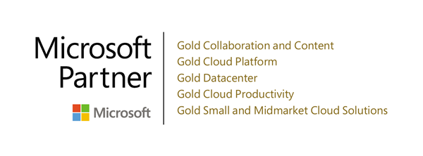 Microsoft Partner Gold SEVENP
