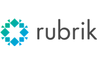 Logo van Rubrik