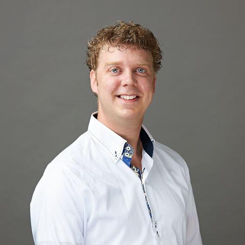 Dit is onze collega Arjen