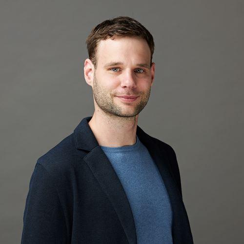 Dit is onze collega Erik van de afdeling Operations