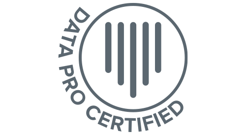 Data Pro Certificate: hiermee zijn wij AVG-proof