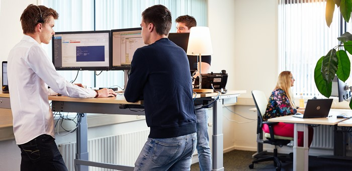 We support your digital workspace